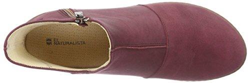El Naturalista ND81 BEE Damen Kurzschaft Stiefel Rot (Rioja)