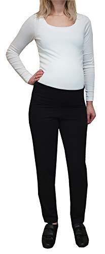 a basso prezzo 9fa95 3be63 Mimosa Gravidanza Donna Pantaloni Morbidi di Cotone di ...