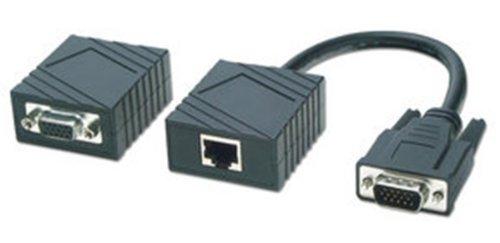 LINDY VGA Extender Cat.5e, passiv. Aufloesung 1280x1024 bis zu 30m -