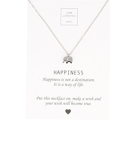 luuk-lifestyle-damen-schmuck-geschenkkarte-halskette-mit-elefanten-anhanger-und-happiness-spruchkart