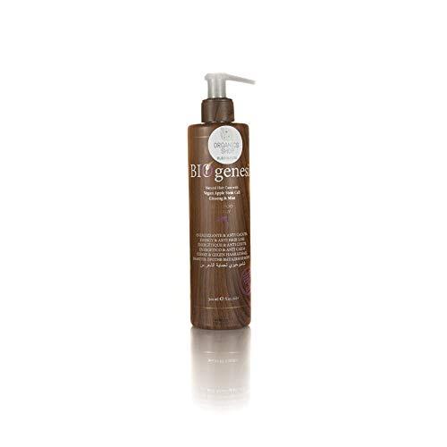 organics-shop shampoing anti chute et energisant naturel et vegan sans sulfate, paraben,...