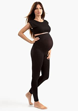 Blanqi High Performance Belly Lift and Support Maternity Leggings - S