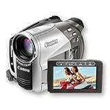 Canon DC50 Camcorder (DVD, 10-fach opt. Zoom, 6,9 cm (2,7 Zoll) Display, Bildstabilisator)