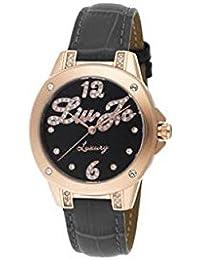 Orologio Donna Solo Tempo Collezione Paris Rose Grigio Con Cinturino In  Pelle Grigio 020f9297c1b