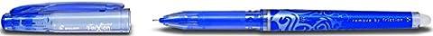 PILOT Tintenroller Frixion Point 0,3 mm blau Mine auswechselbar 3er