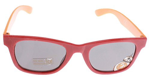 Star Wars Jungen Sonnenbrille rot rot Einheitsgröße