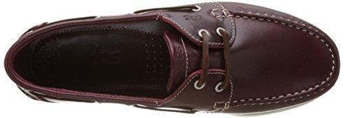 TBS Phenis A8, Chaussures Bateau Hommes Marron (Aborigene Acajou)