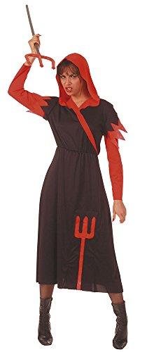 Teufelin Kostüm - Grösse 36