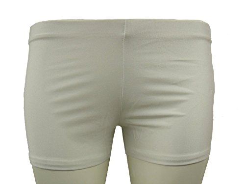 Insanity Néon Mini-Short/Short [Apparel] Blanc - Blanc