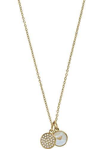 Emporio-Armani-EGS2157-Damen-Collier-SIGNATURE-Edelstahl-gold-Perlmutt-Glas-43-cm