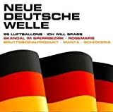 Neue Deutsche Welle (inkl. 99 Luftballons, ich will Spass, Skandal im Sperrbezirk, Rosemarie, Manta, Schickeria, Major Tom) - Cover Version