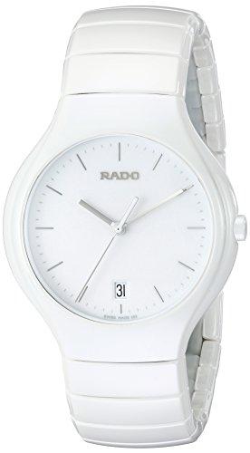 Rado Herren-Armbanduhr XL Analog Quarz Keramik 115.0695.3.002