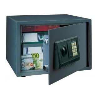 Rottner Atlantis 2 Safe Digital Safe Electronic Safe Security Safe 43 Litre - Large Home Safe Great Value - Safes for vaults