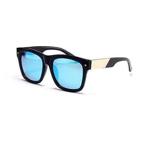 sonnenbrille, männer - sonnenbrille, square, gläser, runde brille polarizers konfrontiert,c