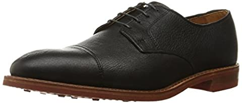 Allen Edmonds Men's Oak Street Oxford, Black, 11 D