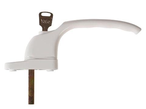 Yale Locks PYWHL40WH PVCu Window Handle - White