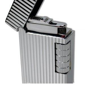 Tycoon Pfeifenfeuerzeug Geschenkset Hurrican inkl. Lifestyle-Ambiente Tastingbogen