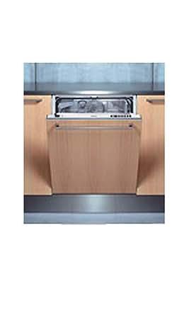 Siemens SE65M350EU Lave-vaisselle 47 dB Argent, Marron