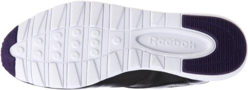 Reebok, Unisex - Erwachsene Sneaker Schwarz - Schwarz
