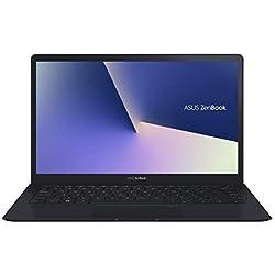 """ASUS ZenBook S UX391UA-EG007T - Ordenador Portátil DE 13.3"""" Full HD (Intel Core i7-8550U, 16 GB RAM, 512 GB SSD, Intel UHD Graphics 620, Windows 10 Home) Azul - Teclado QWERTY Español"""