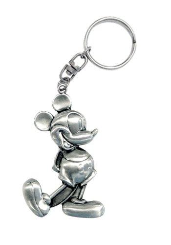 Disney Llavero de Peltre Mickey Retro