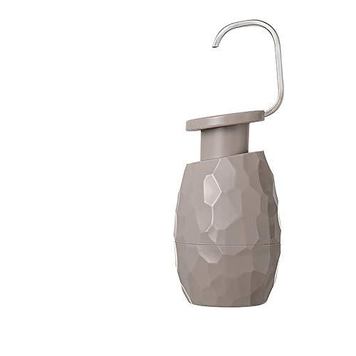 ZUEN Einhandpresse Seifenspender Pumpe Shampoo Lotion Flasche Separater Spender,B -