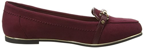 New Look Loot, Mocassins Fille Rouge - Red (Red/62)