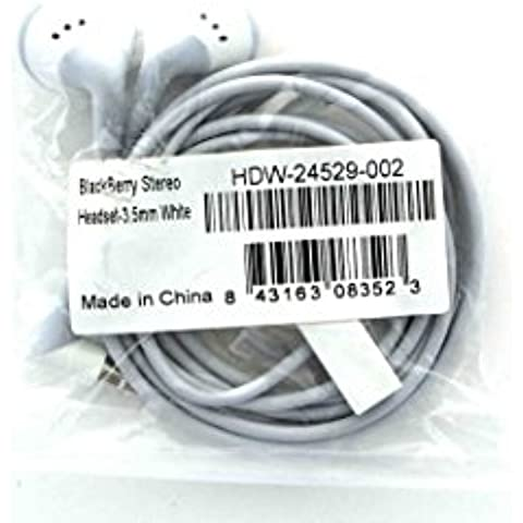 Mani Blackberry Genuine Kit gratuito HDW -24.529-002 -