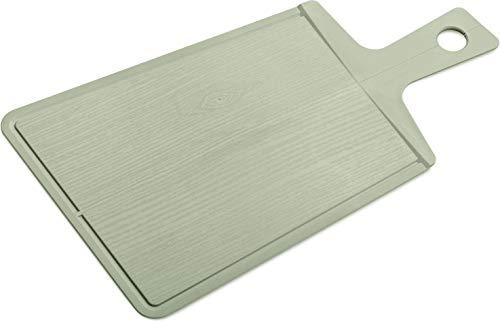 Koziol 3264668 SNAP 2.0 Schneidebrett, Kunststoffschneidbrett, Brett, Küchenbrett, Kunststoff