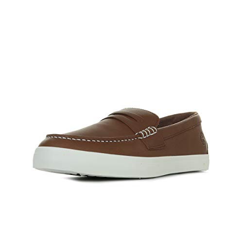 Timberland Union Wharf Penny Loafer Mocassini (Loafer), Uomo, Marrone (Saddletan) Tb0a262md361), 43 EU (8.5 UK)