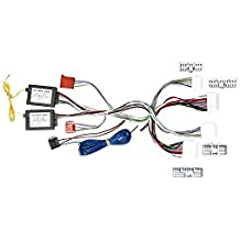 Kdx Audio KIN063954 - Conector doble para Chrysler 300C, negro