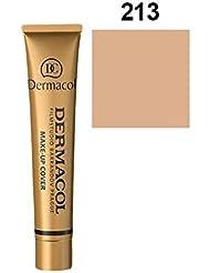 """Dermacol Maquillage 30g Couleur """"moyen"""" Secret de la beauté des vedettes"""