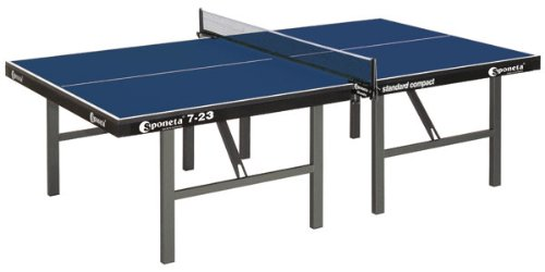 Tischtennisplatte Proifiline Sponeta Indoor (nicht wetterfest) S 7-23 standard compact blau