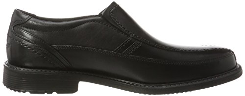 Rockport Sl2 Bike So, Mocassini Uomo Nero (Black)