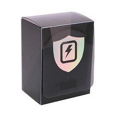Max Protection Vertical Deck Armor Box Black / 1 Deck für ca.80 Karten -