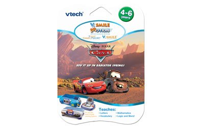 VTech V Motion Smartridge: Cars