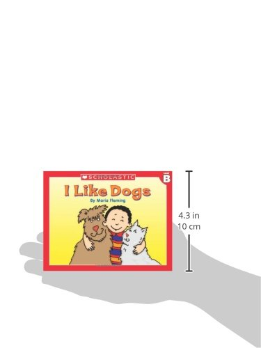 I Like Dogs! (Little Leveled Readers: Level B)