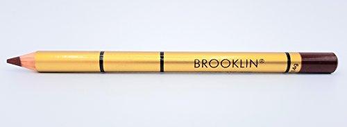 Brooklin Lipliner Bleistift Cabernet 208 Wasserdicht Langlebig