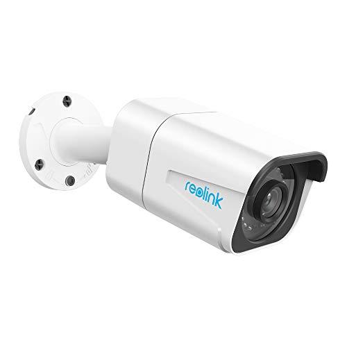 Reolink 4K Ultra HD PoE IP Kamera Aussen, 8MP Add-on Überwachungskamera nur für Einsatz mit Reolink PoE Überwachungssystem od. NVR Cams Nvr