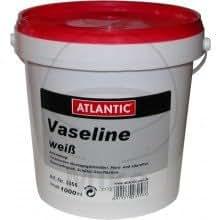 VASELINE blanc 1 kg - 558.01.54–aTLANTIC-seau de 1000 ml