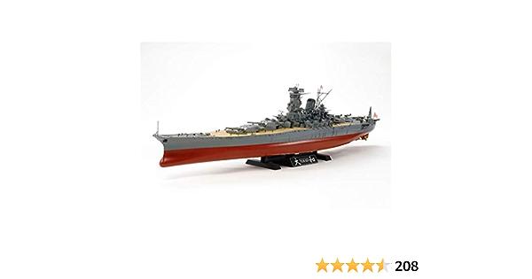 Tamiya 300078030 1 350 Yamato 2013 Spielzeug