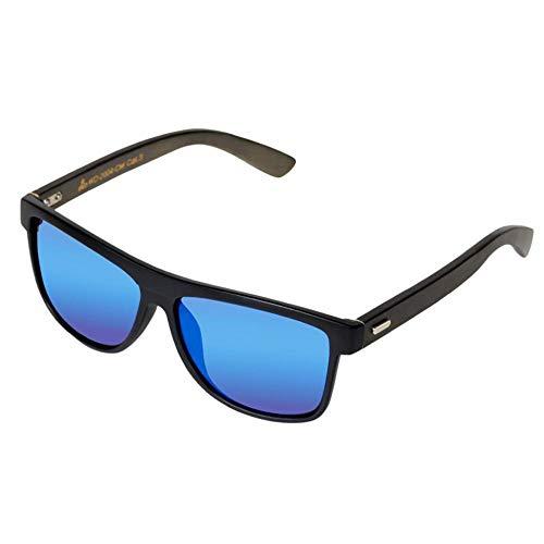 TtKj Männliche polarisierte Sonnenbrille Dame polarisierende Sonnenbrille Rahmenfarbe Film Brille