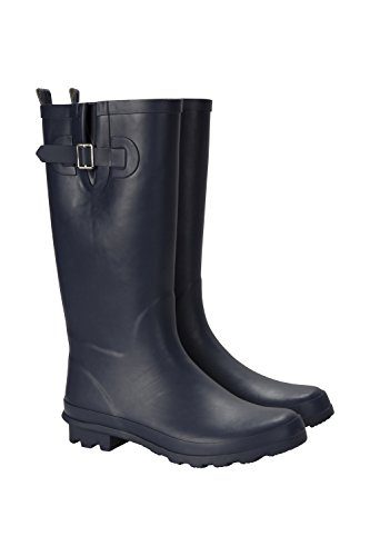 Mountain Warehouse Puddle Perfection Womens Welly Blu navy