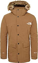 THE NORTH FACE Mountain Murdo GTX Jacket Herren British Khaki Größe L 2019 Funktionsjacke