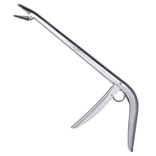 Zite Fishing Hakenlöse-Zange Pistol 28cm - Haken-Löser Fisch Lösezange zum Angeln - Angler-Werkzeug zum Haken lösen