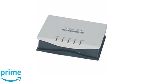 Draytek vigor 120 modem: amazon.de: computer & zubehör