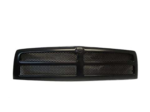 94-01 00 99 98 97 DODGE RAM 1500 2500 PICKUP GRILLE BLK by NEW AFTERMARKET PARTS