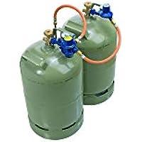 GOK Regler mit Umschaltautomatik für Zwei-Flaschen-Anlage Caramatic