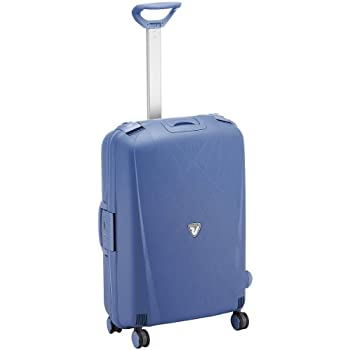 Valise rigide 4 roues Roncato Light 68 cm Léger Bleu nk7YD0prbJ