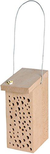 Buchen-Tower für Wildbienen
